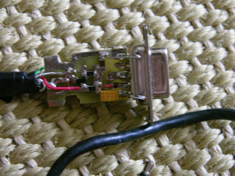 кабель для эхо-репитера