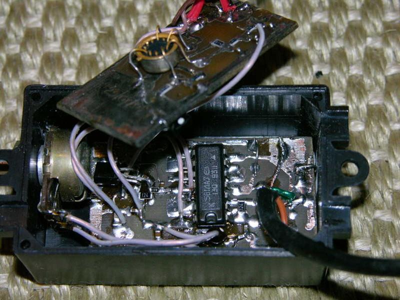 детектора получилось 10-18